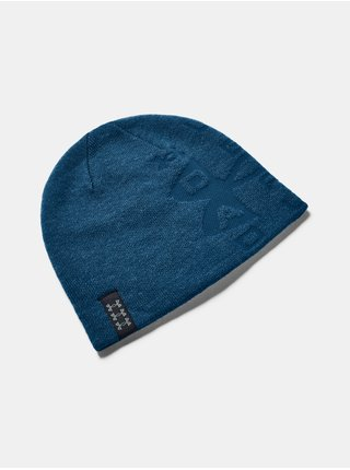 Čepice Under Armour Billboard Reversible Beanie - modrá