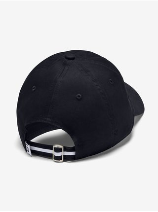 Kšiltovka Under Armour Men's JS Washed Cotton Cap - černá