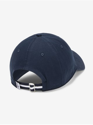 Kšiltovka Under Armour Men's JS Washed Cotton Cap - tmavě modrá