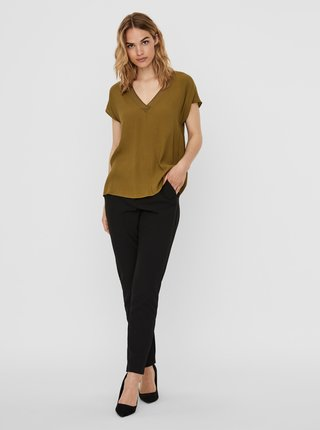 Khaki halenka AWARE by VERO MODA Zakynthos