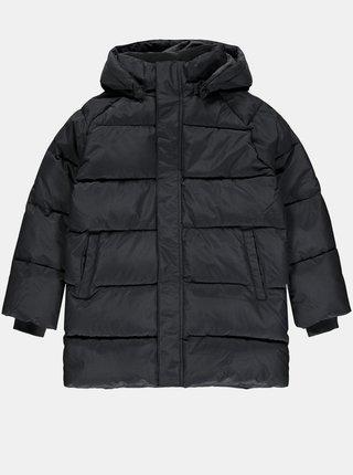Černá holčičí zimní prošívaná bunda name it