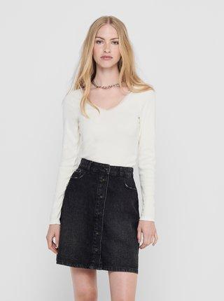 Bílé tričko Jacqueline de Yong-Cassie