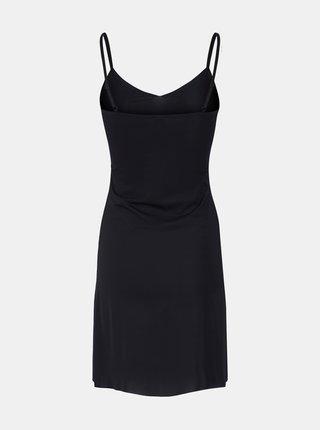 Čierna dámska spodnička Pieces