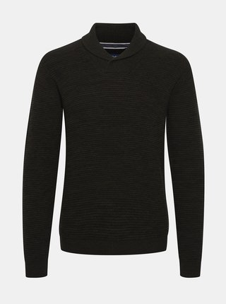 Tmavozelený sveter Blend