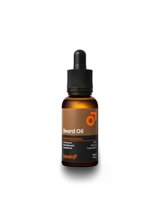 Beviro Olej na vousy Cinnamon Season - 10 ml