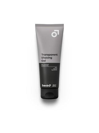 Beviro Neviditelný gel na holení - 250 ml
