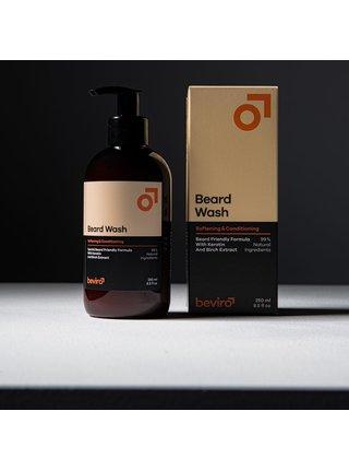Beviro Přírodní šampon Na vousy - 250 ml