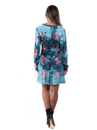 Culito from Spain tyrkysové šaty Bali