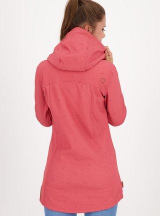 Růžová dámská bunda Alife and Kickin