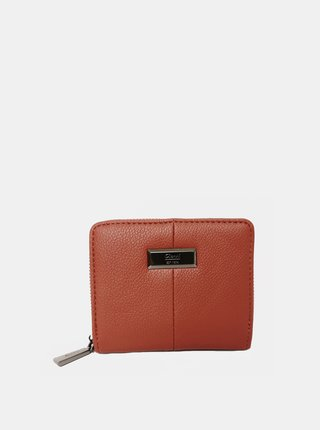 Hnědá peněženka Gionni