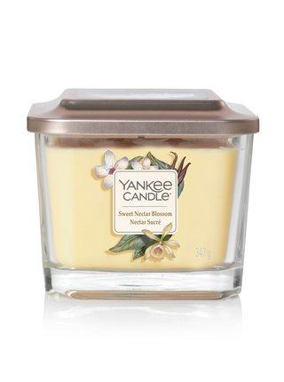 Yankee Candle vonná svíčka Elevation Sweet Nectar Blossom střední 3 knoty