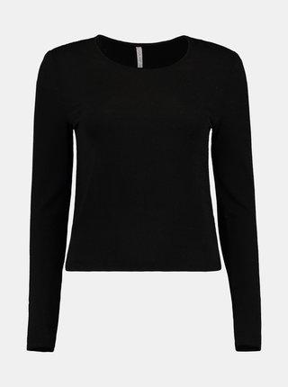 Čierne tričko Hailys
