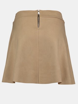 Béžová sukně Hailys