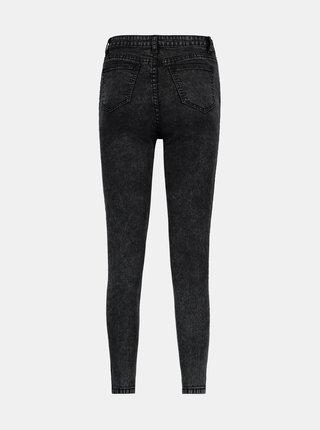Černé skinny fit džíny Hailys