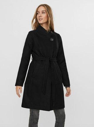 Černý kabát VERO MODA