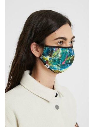 Desigual barevná rouška Mask Splatter