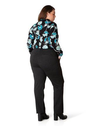 Yesta černé kalhoty Lina