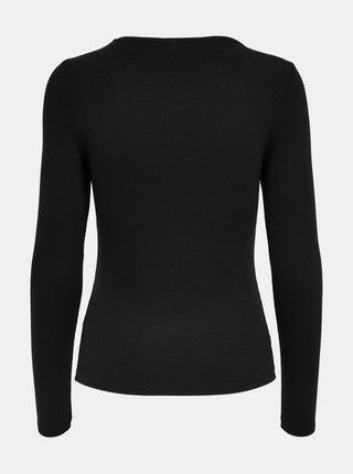Černé tričko ONLY Mary