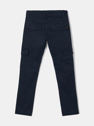 Tmavě modré klučičí kalhoty name it