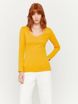 Žluté tričko TALLY WEiJL