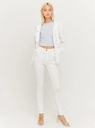 Bílé skinny fit džíny TALLY WEiJL
