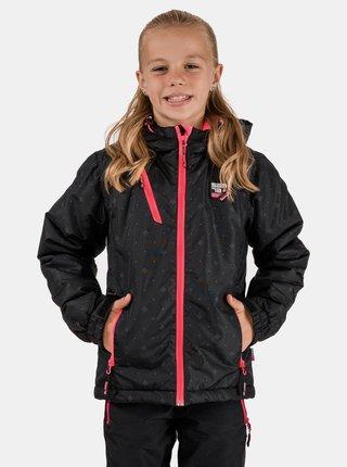 Černá holčičí bunda SAM 73 Beverley