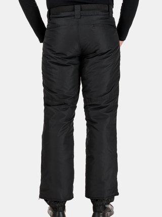 Čierne pánske lyžiarské nohavice SAM 73