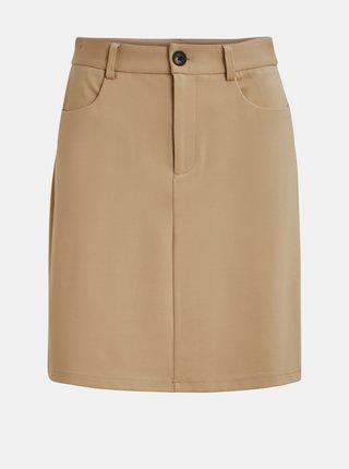 Béžová sukňa .OBJECT