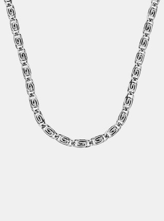 Pánský náhrdelník ve stříbrné barvě Morellato