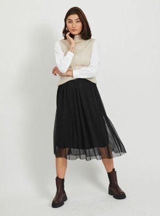 Černá sukně .OBJECT-Gracie