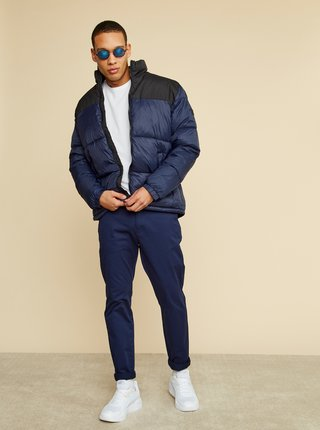 Tmavomodré pánske chino nohavice ZOOT Baseline Emanuel