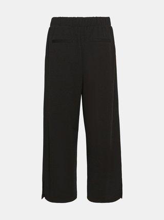 Čierne culottes nohavice Noisy May Jasa
