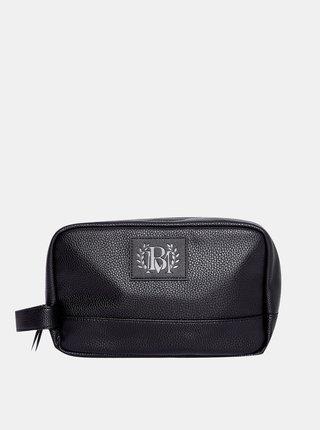 Čierna kozmetická taška Burton Menswear London