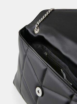 Černá crossbody kabelka Pieces