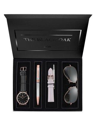 Darčekový set hodiniek Black Oak