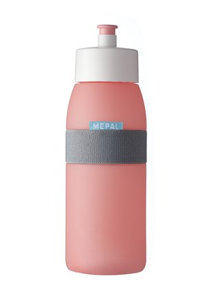Mepal Sportovní lahev Ellipse Nordic Pink 500 ml