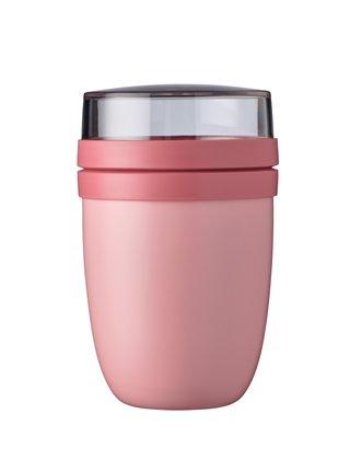 Mepal Termo jídelní box Ellipse Nordic Pink