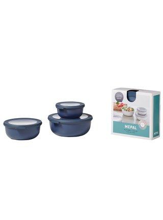 Mepal Set 3ks misek Cirqula Nordic Denim 350+750+1250 ml