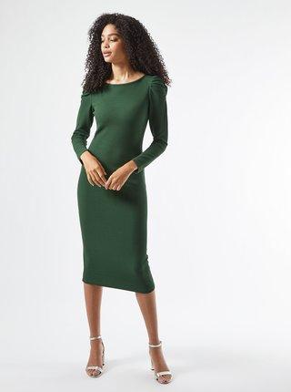 Zelené šaty Dorothy Perkins