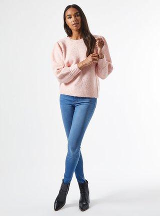 Růžový svetr Dorothy Perkins