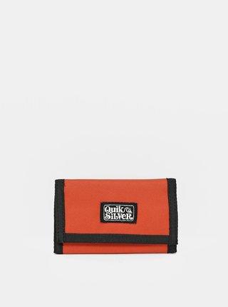 Oranžová peňaženka Quiksilver