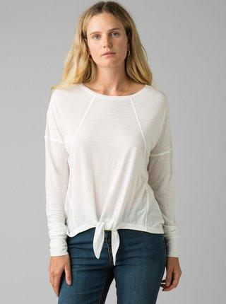 Biele tričko prAna