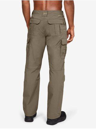 Hnědé kalhoty Under Armour Tac Patrol Pant II