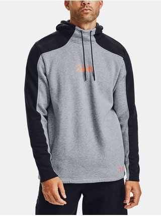 Mikina Under Armour BASELINE FLEECE PULLOVER-GRY