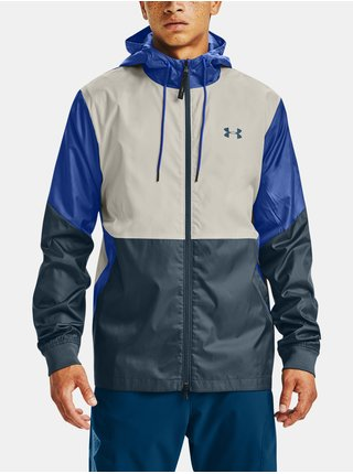 Bílá bunda Under Armour LEGACY WINDBREAKER