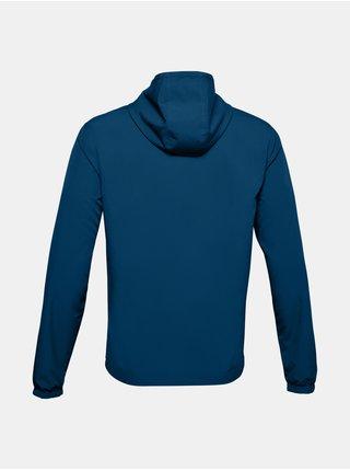 Modrá bunda Under Armour SPORTSTYLE WIND JACKET