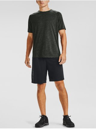 Khaki tričko Under Armour UA Tech 2.0 SS Tee
