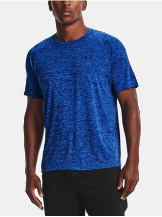 Modré tričko Under Armour UA Tech 2.0 SS Tee