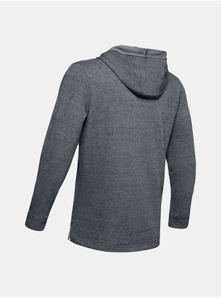 Mikina Under Armour SPORTSTYLE TERRY LOGO HOODIE-GRY