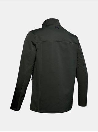 Zelená bunda Under Armour UA CGI Shield Jacket